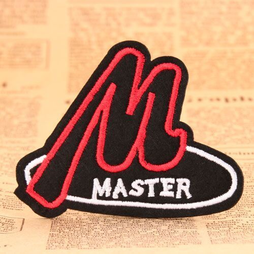 Master Embroidered Patches