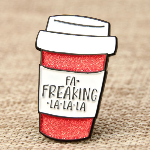 Coffee Cup Pins
