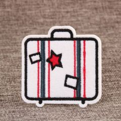 Traveling Case Custom Made Patches