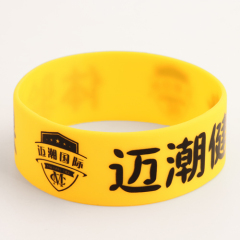 MC club wristbands