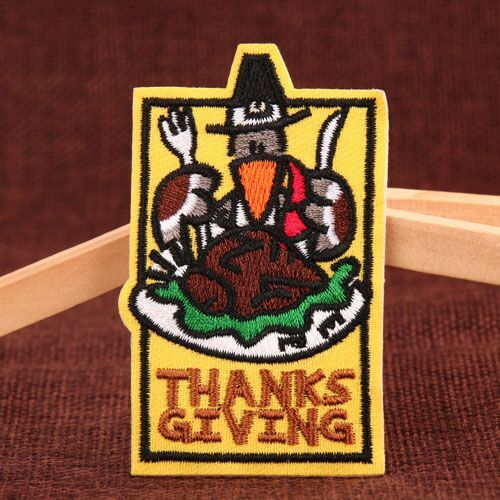 Thanksgiving Cheap Patches