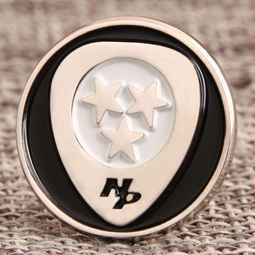 NP Custom Pins