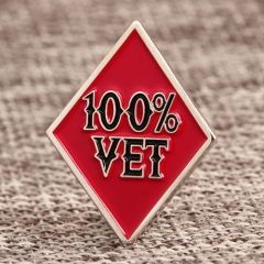 Custom Vet Promotional Pins