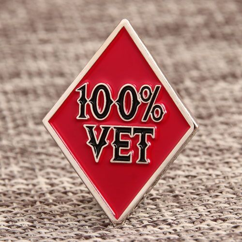 Custom Vet Promotional Pins