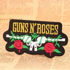 GNR Custom Embroidered Patches