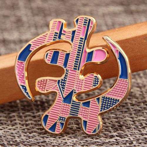 Custom Anime Symbol Pins