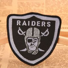 Raiders Cheap Custom Patches