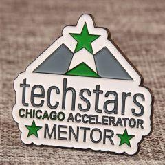 Techstars Custom Enamel Pins