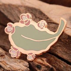 Leaf Custom Lapel Pins