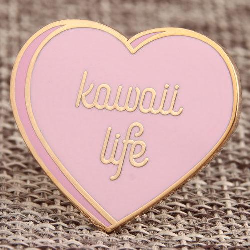 Kawaii Life Custom Enamel Pins