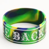 The Back Horn Wristbands
