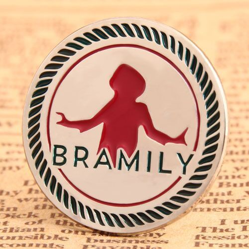 Bramily Custom Lapel Pins