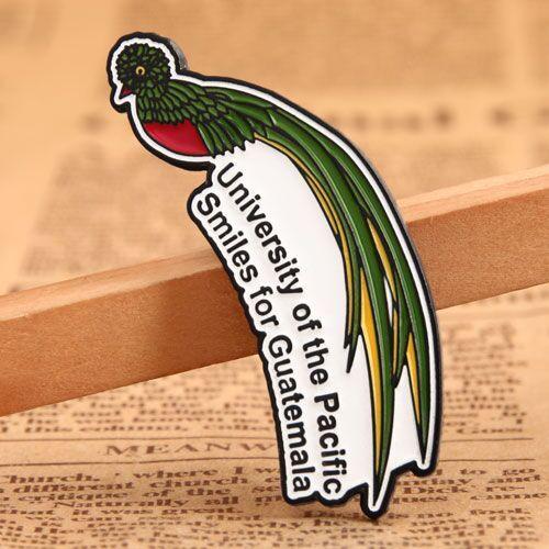University Custom Pins