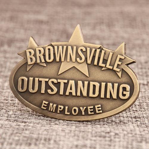 Outstanding Custom Metal Pins