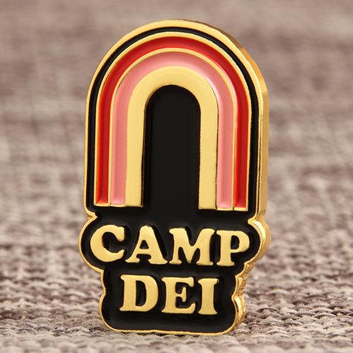 Custom Camp Dei Pins