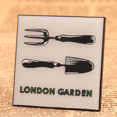 London Garden Custom Pins