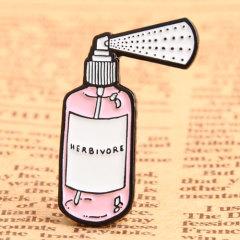 Herbivore Custom Enamel Pins