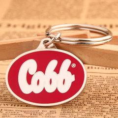 Cobb Personalized Custom Keychains