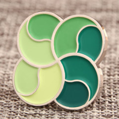 Clover Custom Pins