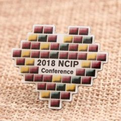 NCIP Conference Custom Pins