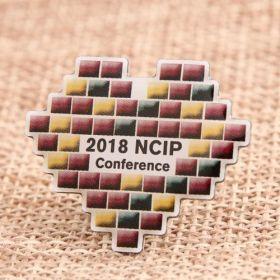 NCIP Conference Custom Pins