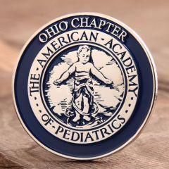Ohio Charter Custom Lapel Pins