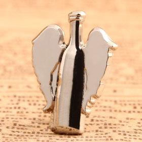 Angel's Bottle Custom Pins