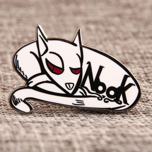 NOOK Custom Enamel Pins