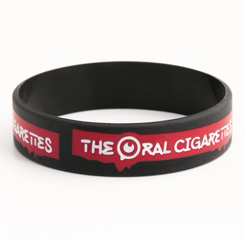 The Oral Cigarettes wristbands