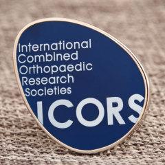 ICORS Custom Enamel Pins
