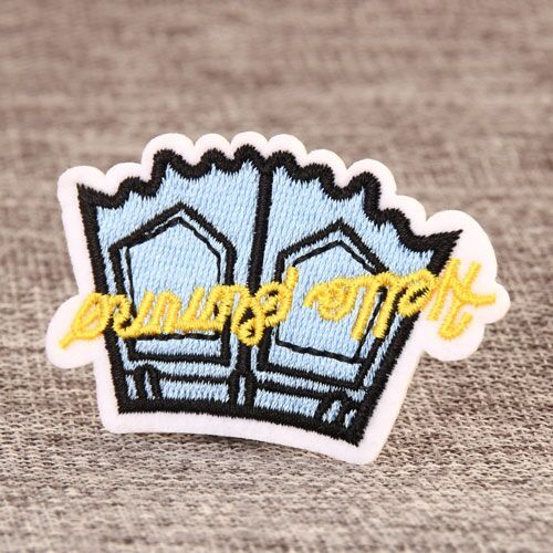 Small Skirt Custom Patches