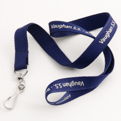 Vaughan S.S. Polyester Lanyards