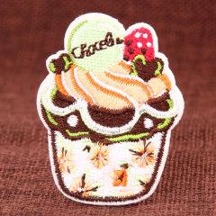 Ice-Cream Custom Patches No Minimum