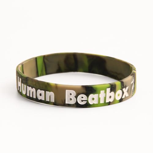 Human Beatbox wristbands