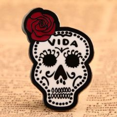 Vida Custom Lapel Pins