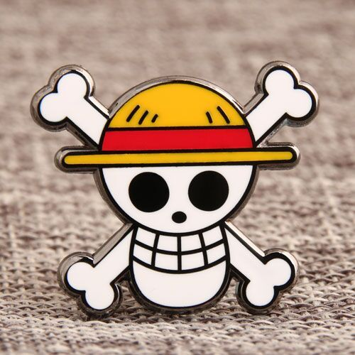 Monkey D Luffy Lapel Pins