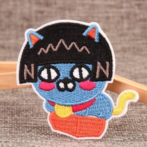 Blue Cat Patches For Sale