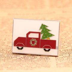 Truck Custom Lapel Pins