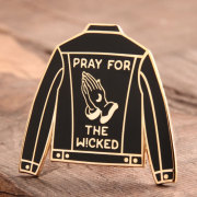 Coolest Jacket Custom Pins