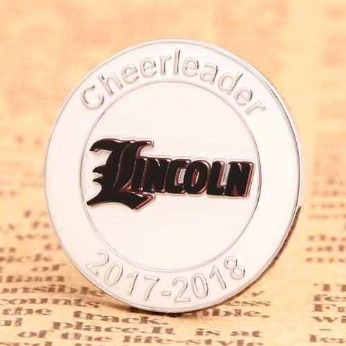 LINCOLN Custom Lapel Pins
