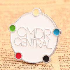 Custom CMDR Central Pins