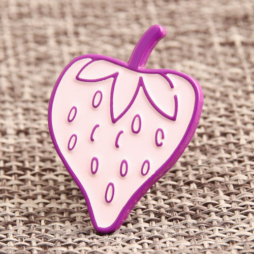 Custom Strawberry Pins
