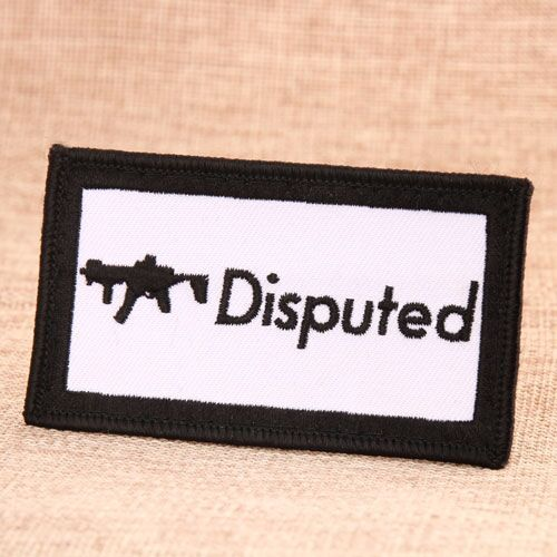 Disputed Custom Patches