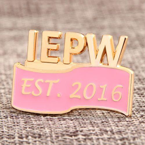 IEPW Custom Lapel Pins