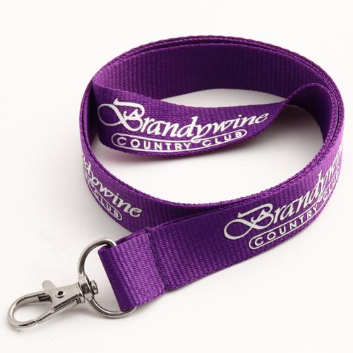 Brandywine Country Club Lanyards