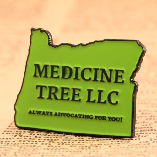Medicine Tree Lapel Pins