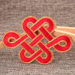 Chinese Knot Custom Patches