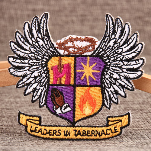 Leaders in Tabernacle Custom Patches