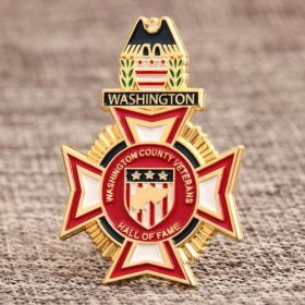 Hall of Fame Lapel Pins