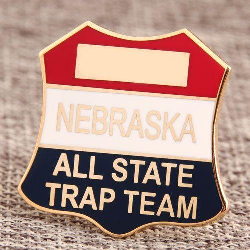 Nebraska Lapel Pins